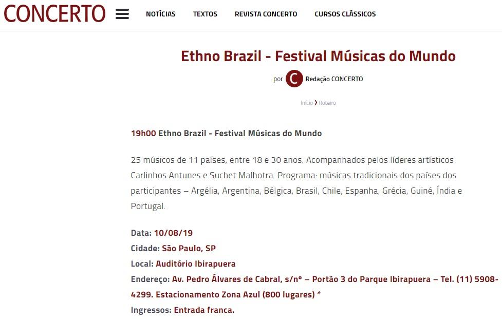 concerto ethno