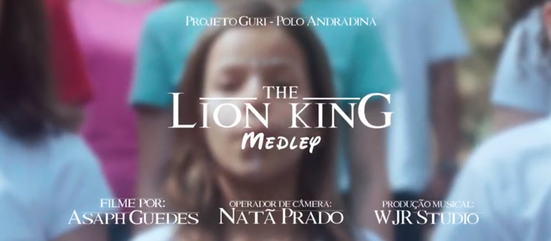 Rei Leão - Polo Andradina