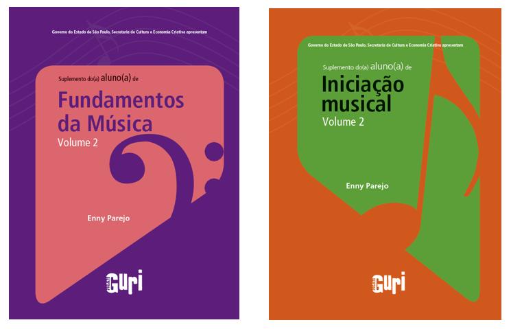 Novos livros da Enny Parejo