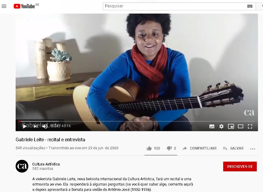 Gabriele - Cultura Artística